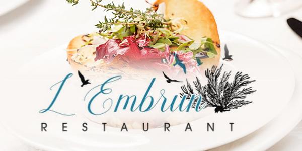 De top chef brest l 39 embrun restaurant - Cours de cuisine brest ...